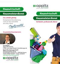 Flyer Hauswirtschaft zum download